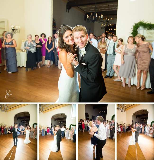 Orinda Country Club Wedding Reception